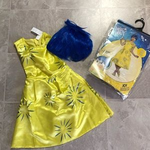 Inside Out Joy costume